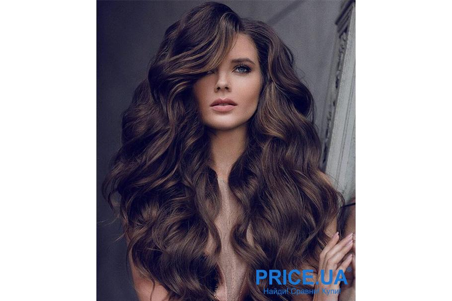 12 модных образов-укладки волос для выпускного. Локоны форевер