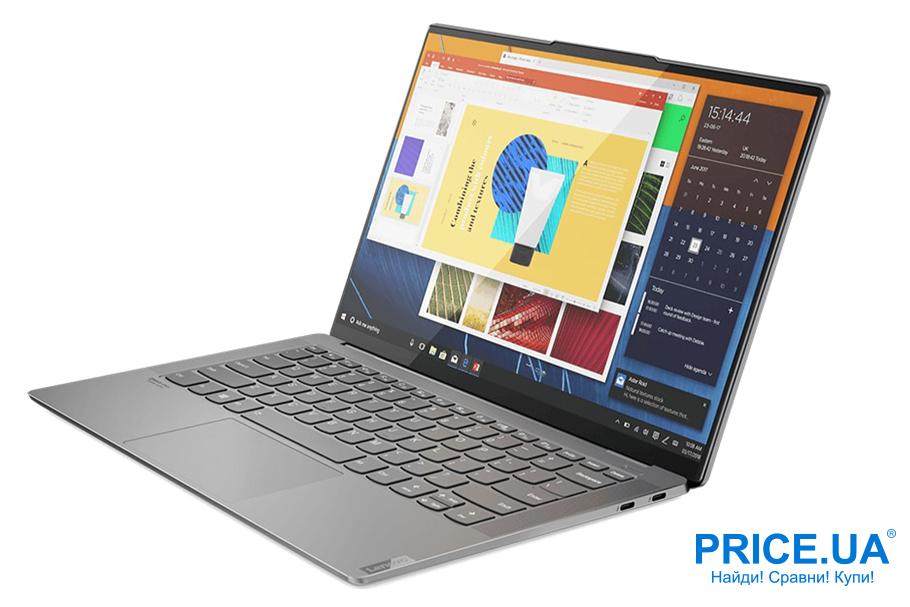 Топ-10 новейших ноутбуков 2019. Lenovo Yoga S940