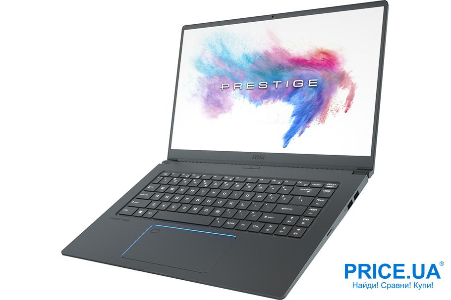 Топ-10 новейших ноутбуков 2019. MSI PS63 Modern