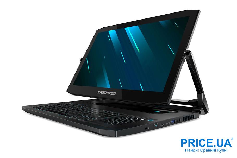 Топ-10 новейших ноутбуков 2019. Acer Predator Triton 900