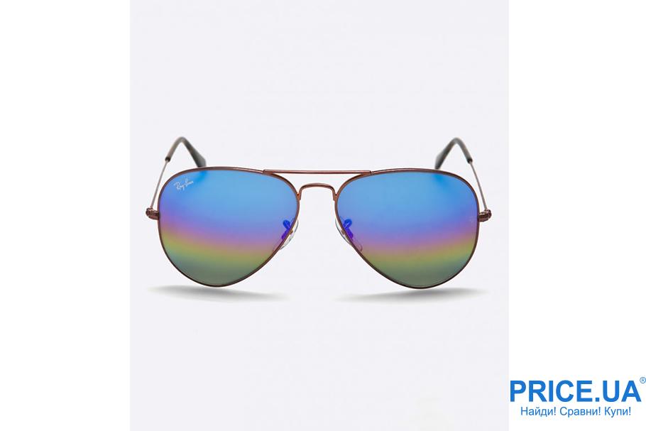 Модные тренды мужских солнцезащитных очков. Авиаторы