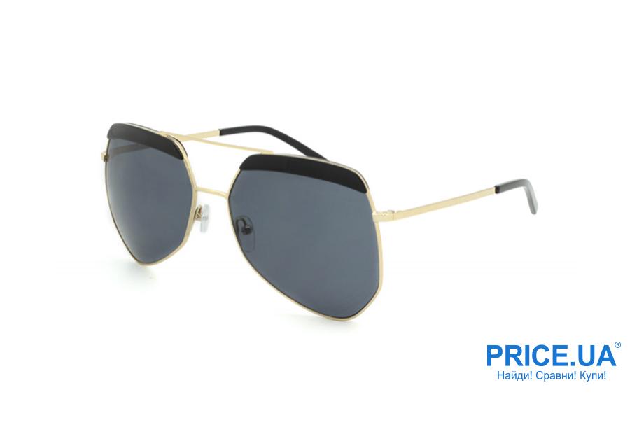 Модные тренды мужских солнцезащитных очков. Геометрические формы