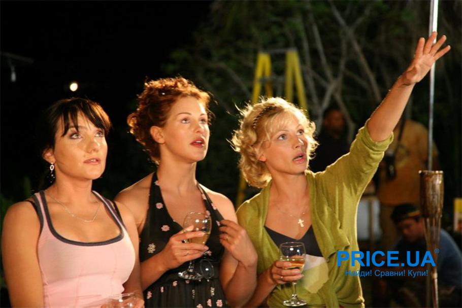 В предвкушении отпуска: топ фильмов, которые развлекут! На море!, 2008