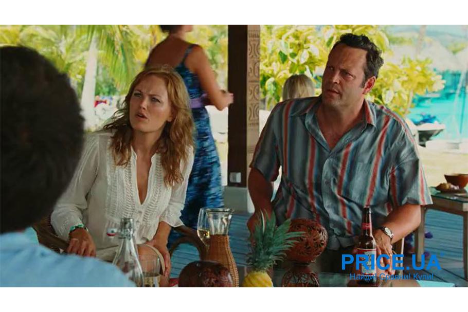 В предвкушении отпуска: топ фильмов, которые развлекут! Формула любви для узников брака (Couples Retreat), 2009