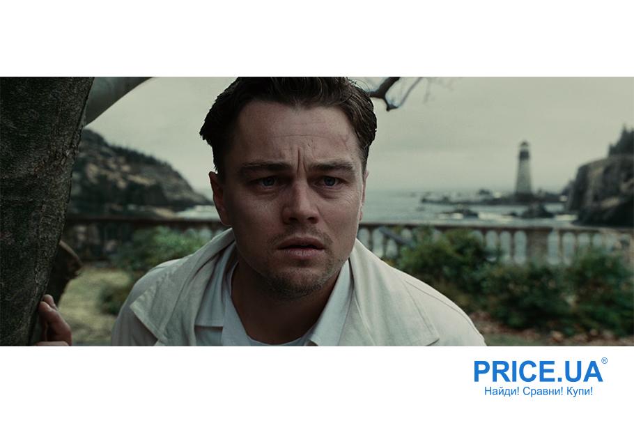 Самые крутые фильмы про психопатов. Остров проклятых, (Shutter Island, 2010)
