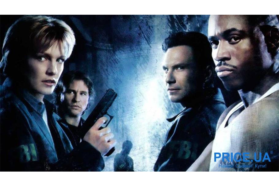 Самые крутые фильмы про психопатов. Охотники за разумом, (Mindhunters, 2004)