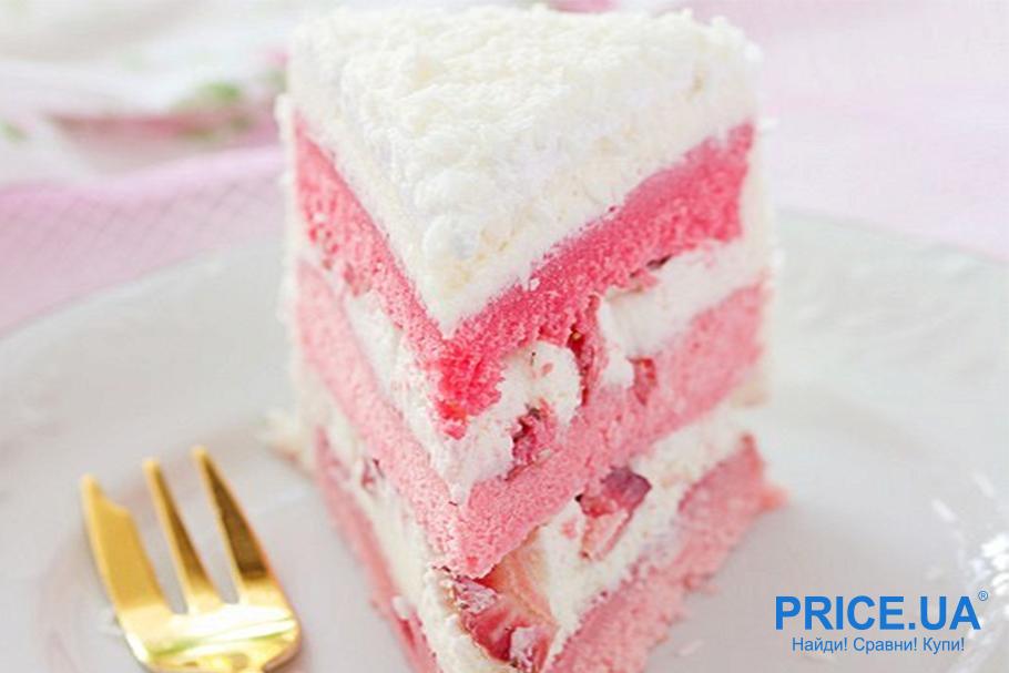 Свадебный торт: правила выбора. Срез торта