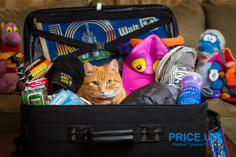 Планирование отпуска: как правильно? Собрать вещи заранее