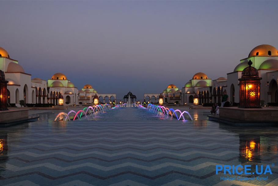 Топ мест для отдыха с детьми. Сахл-Хашиш, Египет