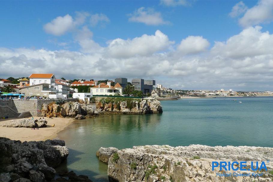 Топ мест для отдыха с детьми. Кашкайш, Португалия