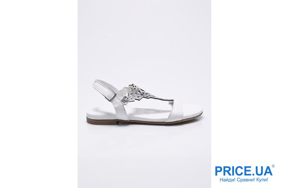 Выбираем обувь на выпускной вечер: советы и топ моделей 2019. Сандалии Tamaris Tamaris