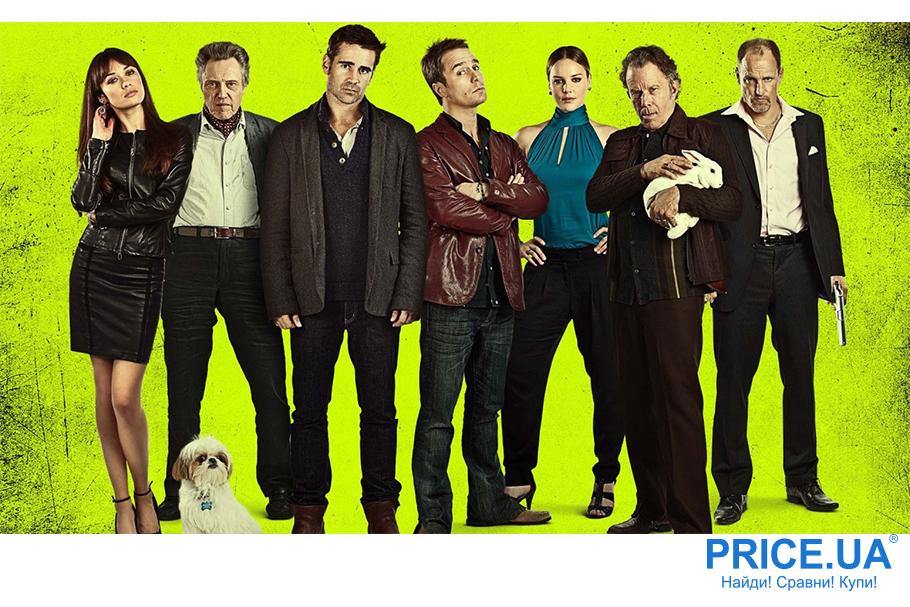 Хиты трешевых фильмов: список фильмов для вечера с друзьями.Семь психопатов (Seven Psychopaths), 2012