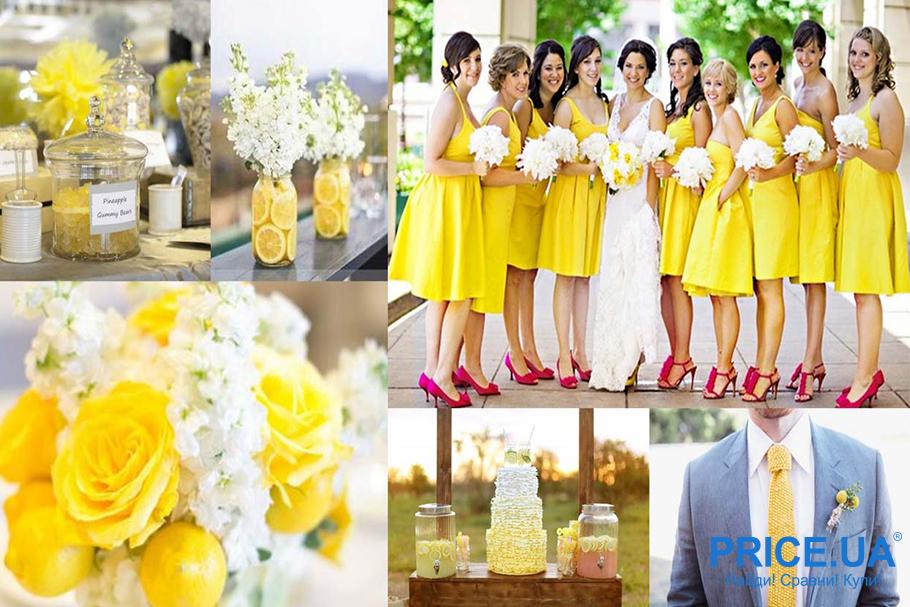 Цвета в свадьбе: как сочетать
