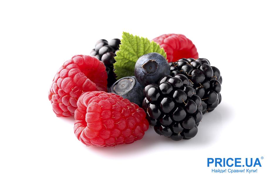 Варианты летней перезагрузки: вместо отпуска. Включите в рацион много ягод и фруктов