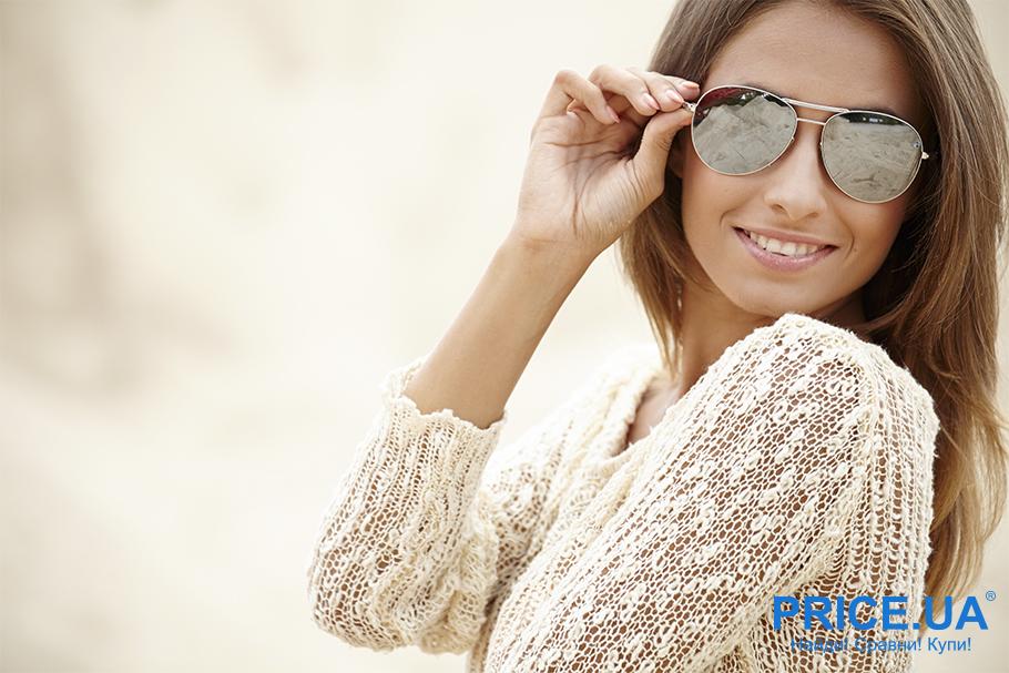 Солнцезащитные очки для женщин: что модно в 2019? Мир в зеркалах