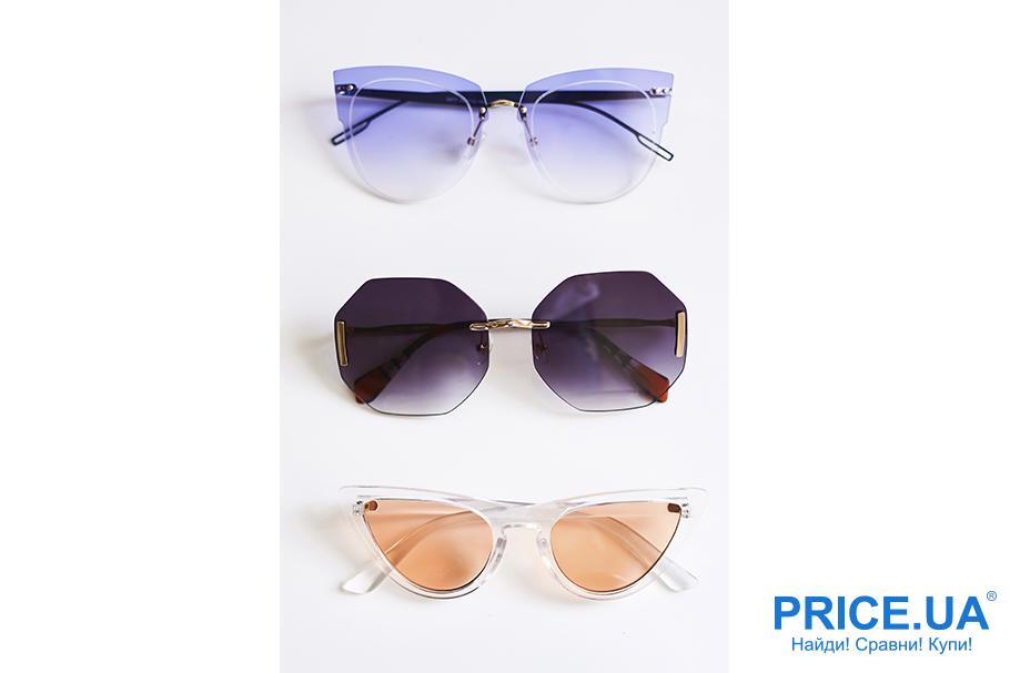Солнцезащитные очки для женщин: что модно в 2019? Геометрия
