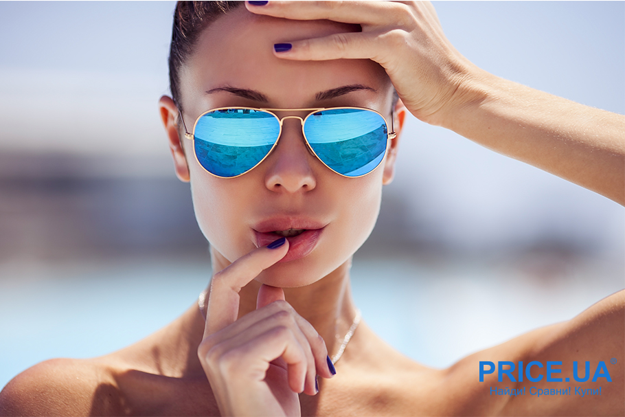 Солнцезащитные очки для женщин: что модно в 2019? Вечные авиаторы