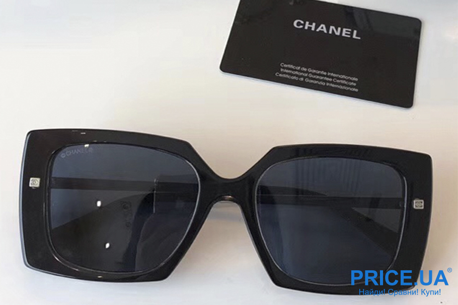 Солнцезащитные очки для женщин: что модно в 2019? Прямоугольная массивная оправа