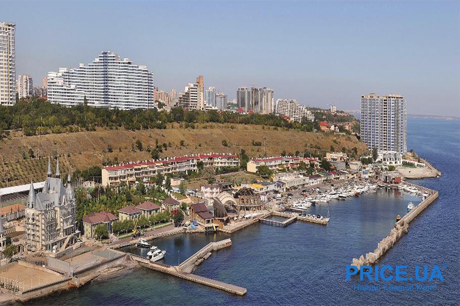 Азовское или Черное море: что выбрать? Одесса