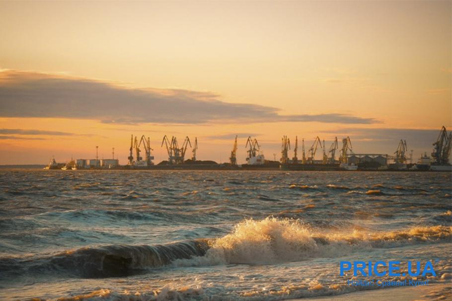 Азовское или Черное море: что выбрать? Бердянск