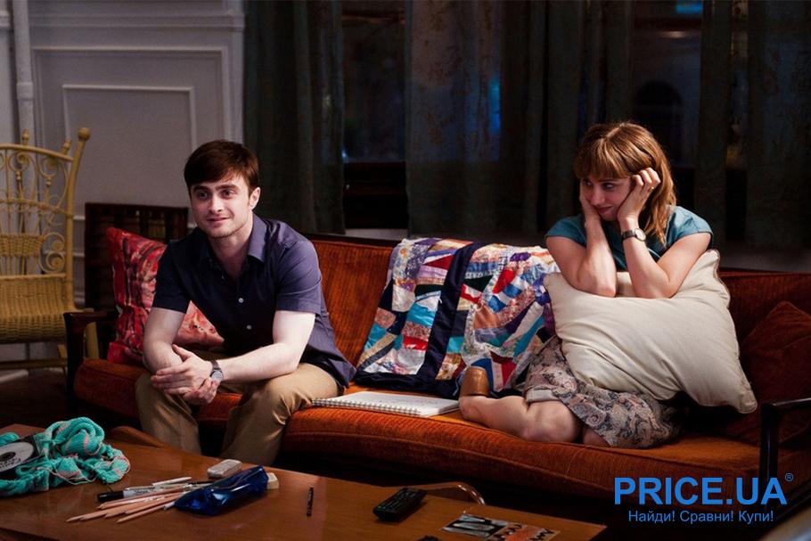 """Топ фильмов с актерами  из саги о Гарри Поттере. """"Дружба и никакого секса"""", 2013"""