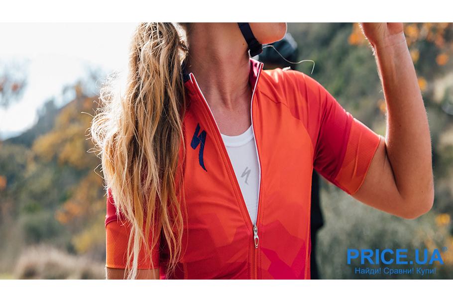 Как выбрать одежду для спорта и активного отдыха. Требование к футболкам