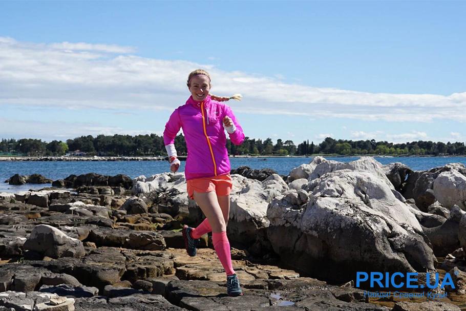 Как выбрать одежду для спорта и активного отдыха. Требование к носкам