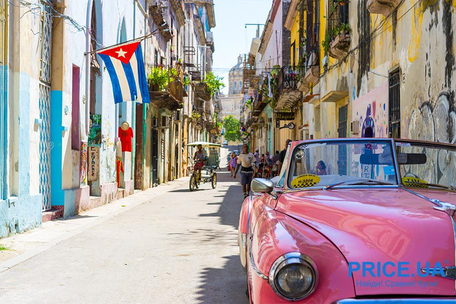 9 стран не для летнего путешествия. Куба