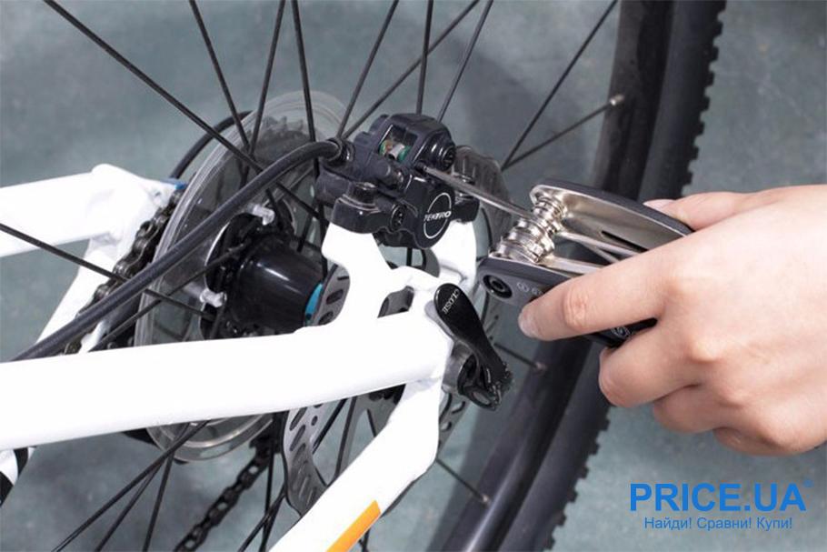 Велотовары для безопасности и комфорта:самое нужное велосипедисту.  Мультитул