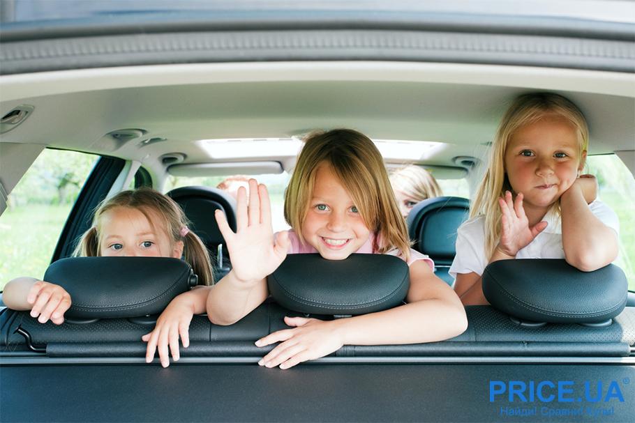 Путешествие на автомобиле к морю: правила безопасности