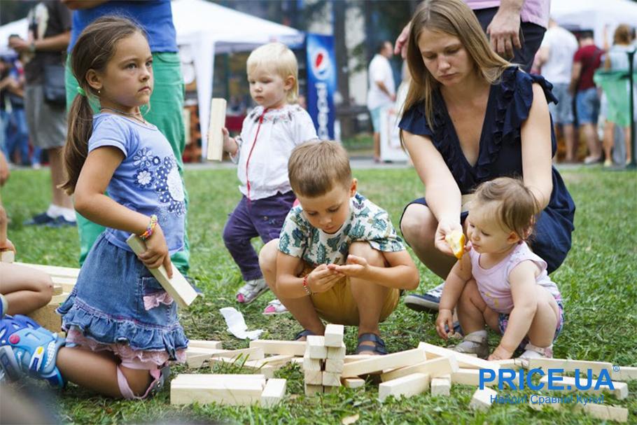 Куда пристроить ребенка летом? Развивающие центры и городксие мини-лагеря