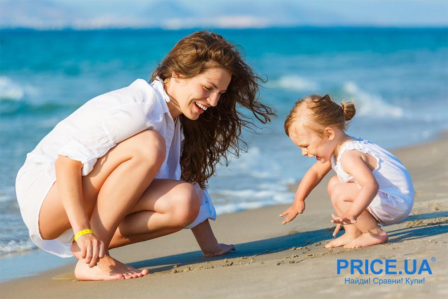 Куда пристроить ребенка летом?  С няней на отдых