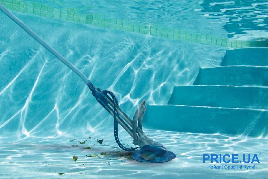 Уход за бассейном: лайфхак. Причины цветения воды