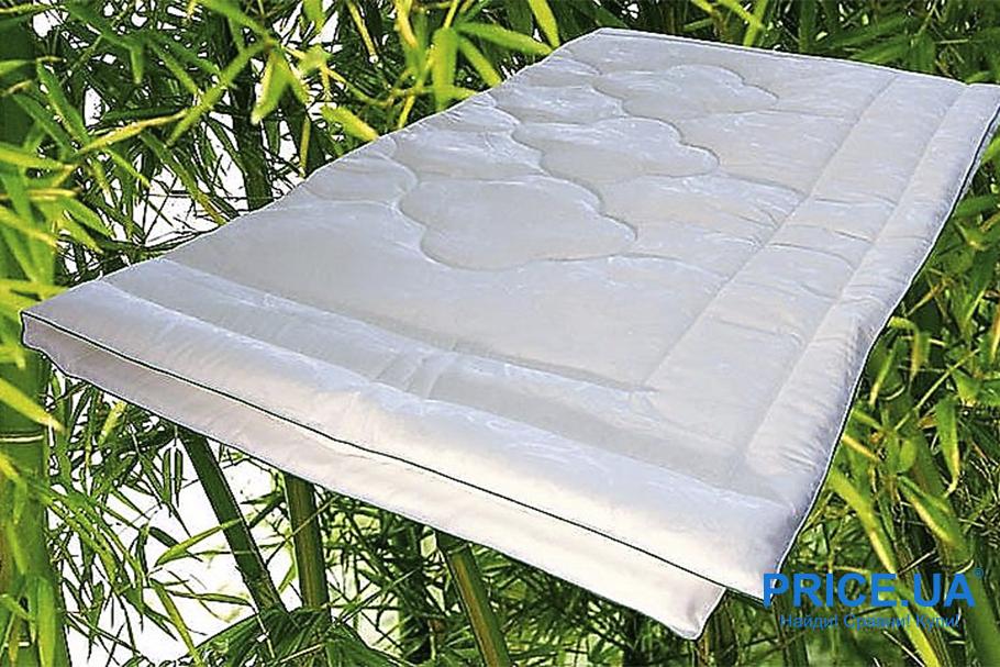 Как выбрать летнее одеяло. Бамбуковое