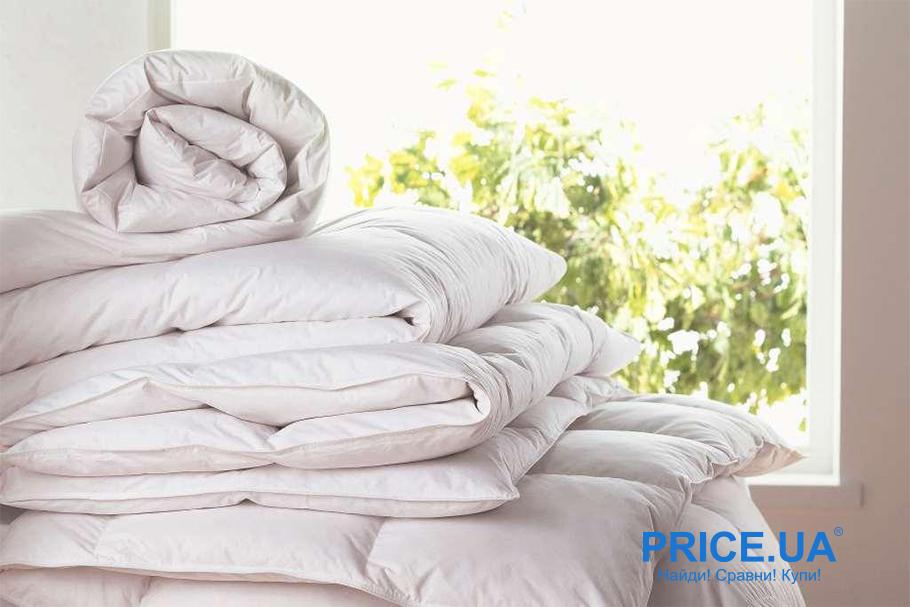 Как выбрать летнее одеяло. Синтепоновое