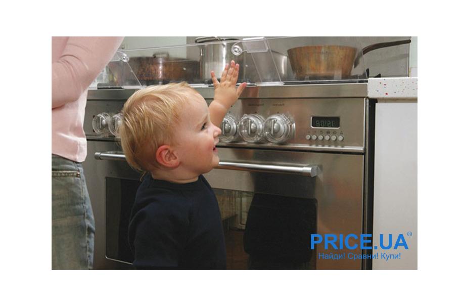 Полезные товары для защиты и безопасности детей. Блокиратор вентиля газовой плиты