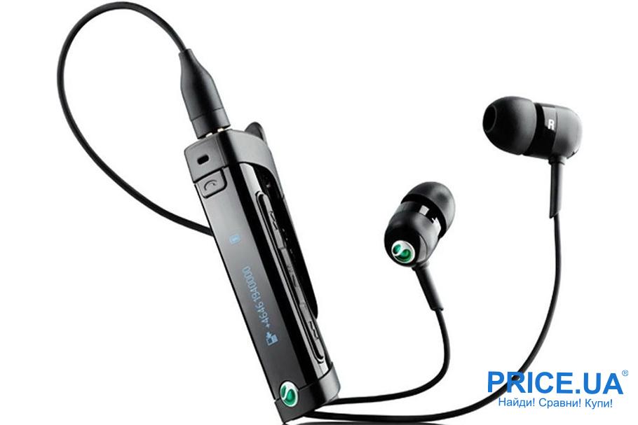 10 лучших беспроводных наушников. Sony Ericsson MW600