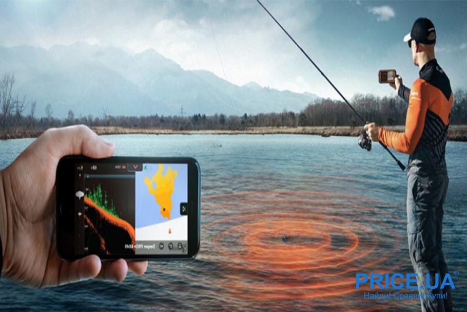 Список рыбака: рыболовные снасти must have. Эхолот
