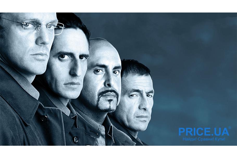 Подними настроение: топ ироничных сериалов. Благородные мошенники (2002-2004)