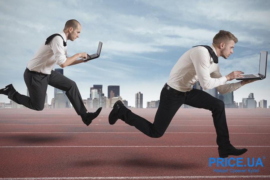 Мотивация для работы: в чем искать? Найдите конкурента