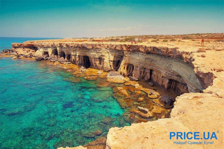 Топ романтических мест для медового месяца. Кипр