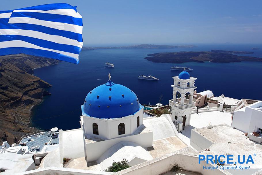 Топ романтических мест для медового месяца. Греция
