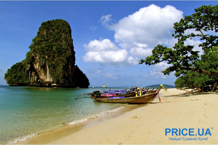 Топ романтических мест для медового месяца. Таиланд