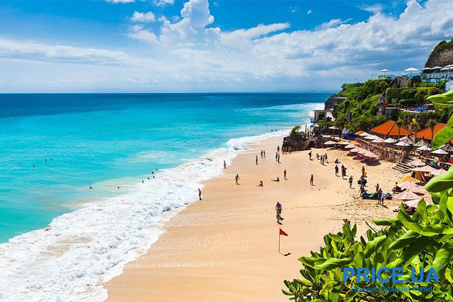 Топ романтических мест для медового месяца. Бали