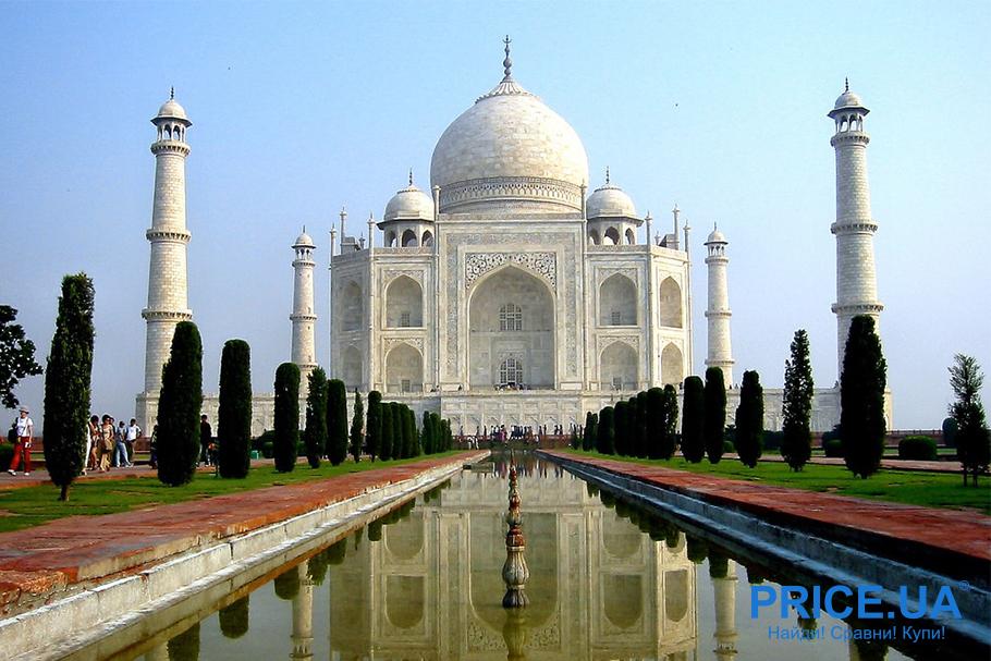 Топ романтических мест для медового месяца. Индия
