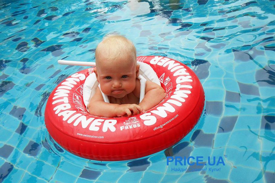 Безопасный отдых у моря с детьми: лайфхак. Надежные плавсредства
