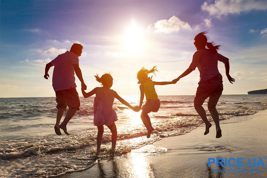 Безопасный отдых у моря с детьми: лайфхак.Всегда следите за ребенком у воды