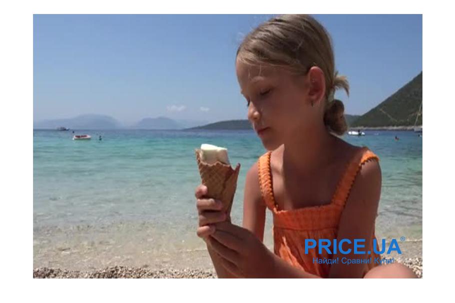 Безопасный отдых у моря с детьми: лайфхак. Правильные перекусы на пляже