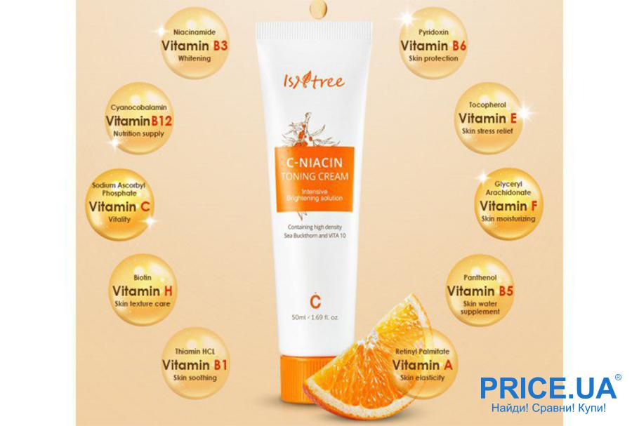 Увлажнение летом кожи: советы. Кремы с витаминами