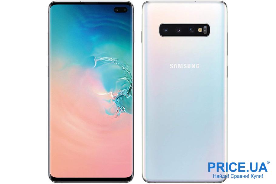 Новинки смартфонов 2019: топ-10. Samsung Galaxy S10+